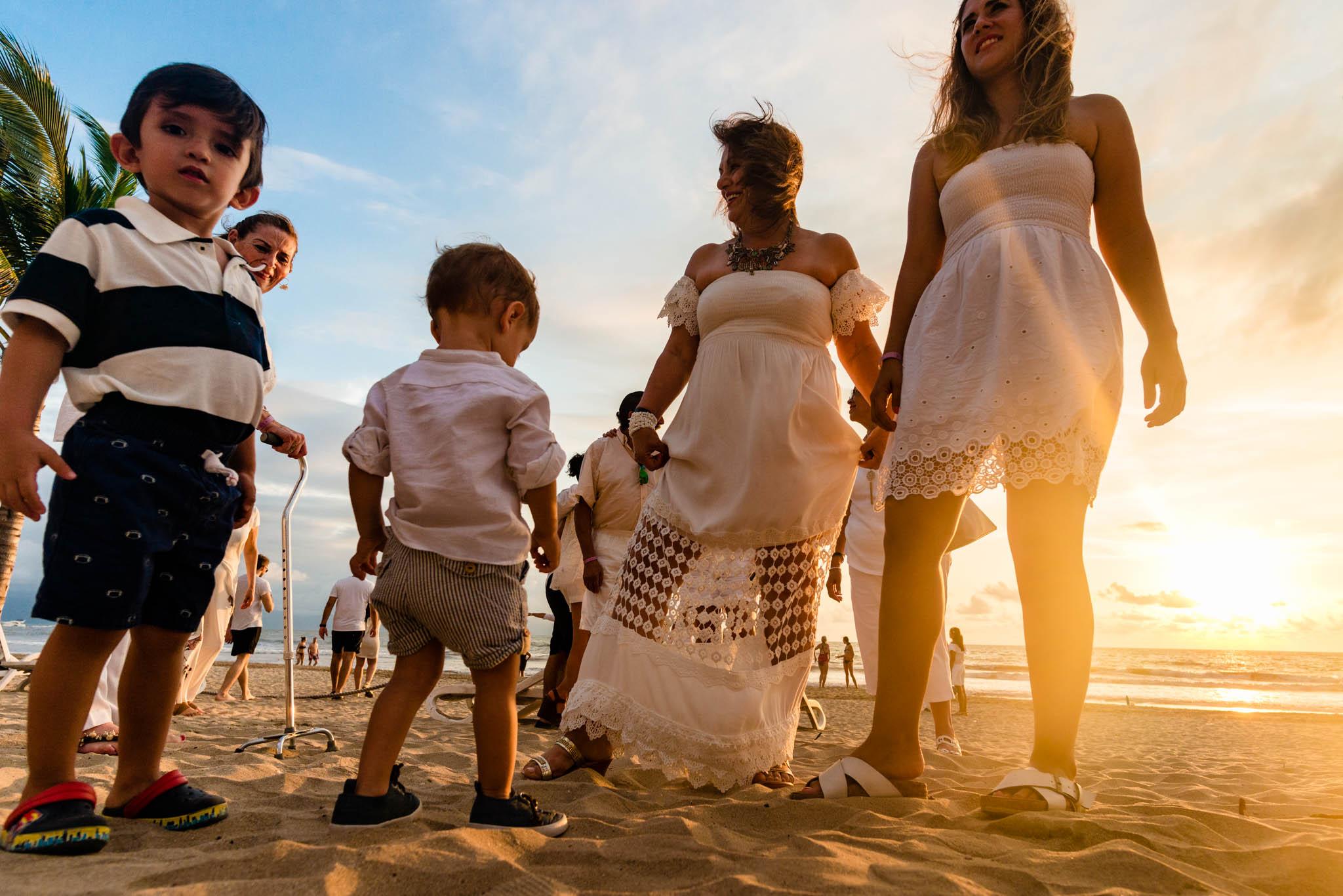 Wedding Destination Boda Vallarta Fotos de boda Playa Luz Escrita San Luis Posoti 68
