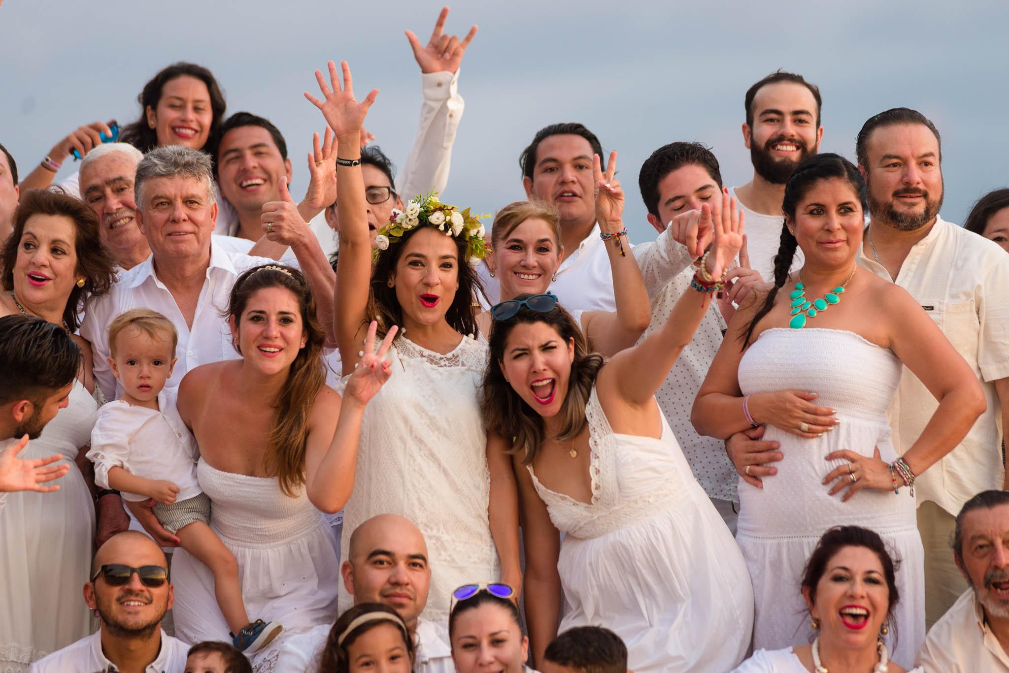 Wedding Destination Boda Vallarta Fotos de boda Playa Luz Escrita San Luis Posoti 74